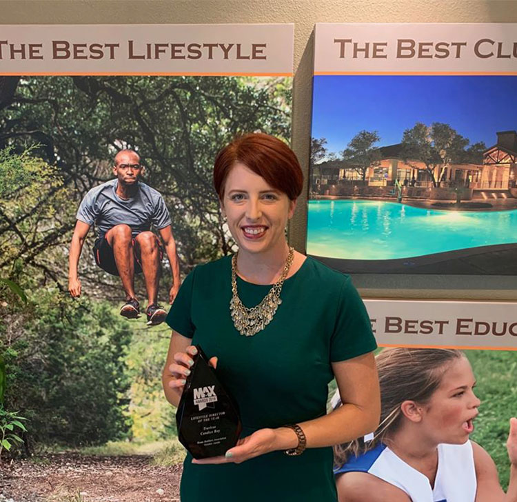 Candace Roy, Best Lifestyle Director